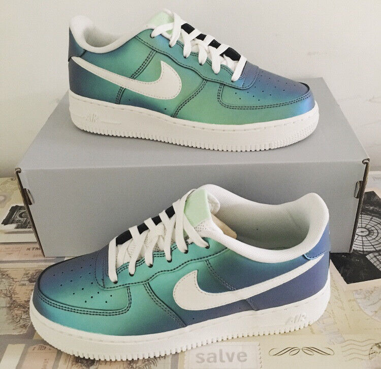 Footasylum Exclusive Nike Air Force 1 Trainers - Size 6  e74073a05