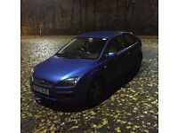 Ford Focus 2Ltr - 07 plate - Leather Interior