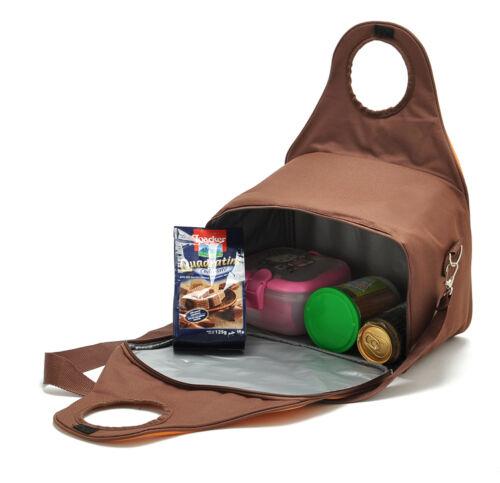 Big Insulated Tote Thermal Bag Cooler Bag Picnic Bag Car