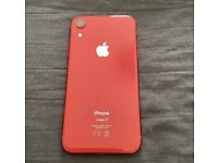 Apple IPhone XR 64GB unlocked (Product red)