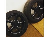 Ford Mondeo SI alloys
