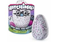 Brand new and sealed hatchimal