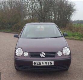 Volkswagen Polo 2004 (LOW MILEAGE & DIESEL)