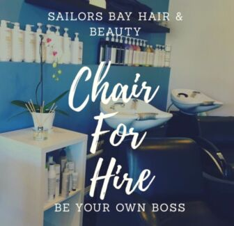 Be your own boss!!!! Chair for hire Northbridge Willoughby Area Preview