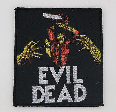 PATCH - Evil Dead (woven) - Horror - Bruce Campbell, Sam Raimi, Ash, Deadites