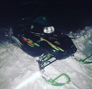 For sale/trade 2002 Arctic Cat ZL600