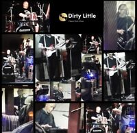 Classic Rock Music  by Dirty Little