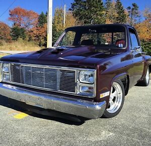1987 c10 turbocharged ls
