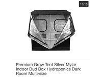 2x2x2 Metre Indoor Hrow Tent