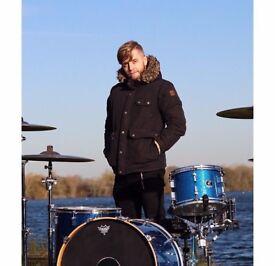 Drummer Available Rock/R n B/ Hip Hop/Metal/Pop