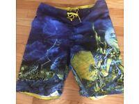 Iron Maiden VANS Swim/Surf Shorts