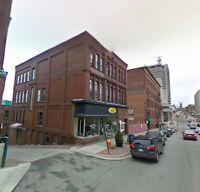 Prime Commercial Space on Germain - NOW AVAILABLE