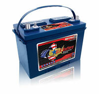 Batteries for Recreational Vehicles - Best Quality and Prices!