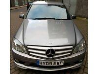 Mercedes-Benz c class c220