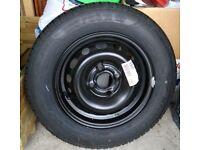 Kleber 155/80R13 spare tyre - New