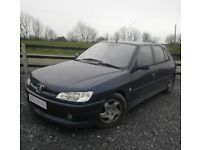 2000 PEUGEOT 306 2L HDI FOR SALE