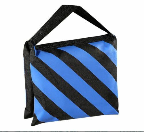 Neewer+Heavy+Duty+Dual+Handle+Sandbag+Photo+Light+Stand+Tripod+%28Blue%2FBlack%29