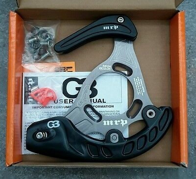 MRP G3 MEGA ISCG 05 36-40T MTB CHAIN GUIDE TENSIONER DEVICE BASH GUARD PROTECTOR