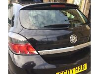 2007 Vauxhall Astra SRI in Black - Very Smart Looking Car!!!