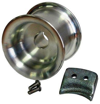 """PCA-1100 Portable Winch Capstan Drum - 3-3/8"""" Diameter"""