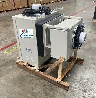New Walk-in Cooler Freezer Refrigeration Cooling System Compressor 2 Hp