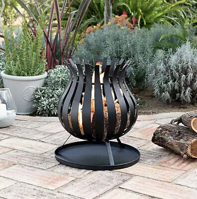 Bulb Fire Basket Fire Pit Patio Heater🔥 FREE DELIVERY 🚚.