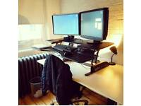 "Stand-up desk Varidesk pro plus 48"""