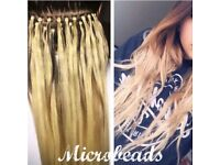 Hair Extensions - £120!! SPECIAL OFFER!