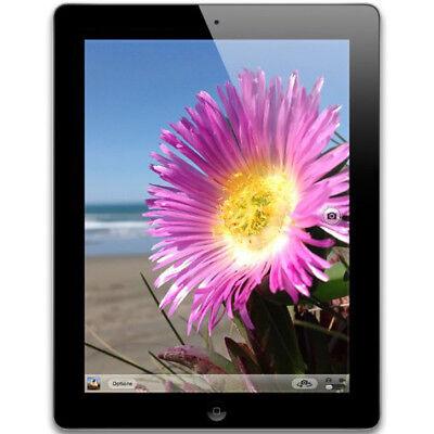 Apple iPad 4 with Retina Display 32GB Wi-Fi MD511LL/A 4th Generation in Black