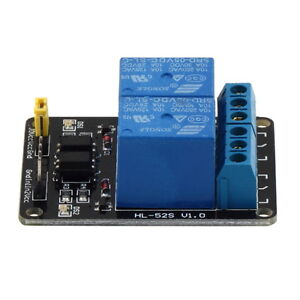 5V 2 Channel Relay Module Shield For Arduino ARM PIC AVR DSP MCU Electronic EH