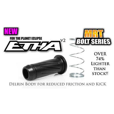 TechT Eclipse Etha V2 MRT Pro Series Bolt - Paintball - New