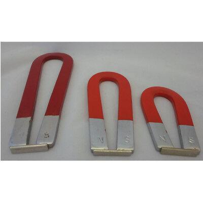 Horseshoe Magnet - 150mm - Pack Of 3 - Ma090-0150-03