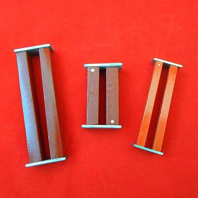 Bar Magnet Alnico - 75x15x10mm Set Of 2 - Ma030-0075