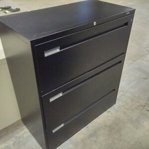 Rentals: Teknion 3 Drawer Filing Cabinet