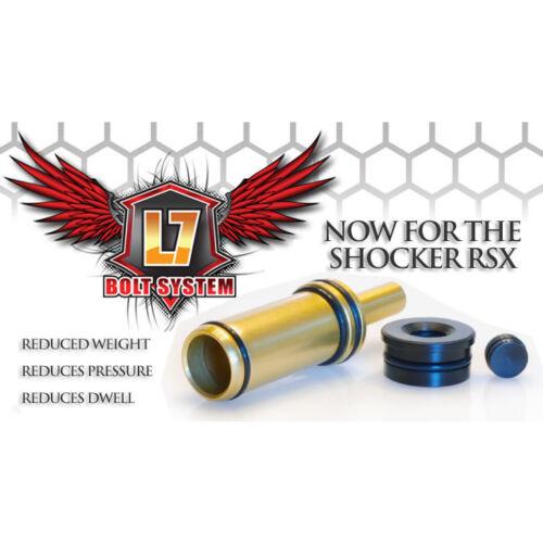 TechT Shocker Paintball RSX / XLS L7 Bolt - Paintball