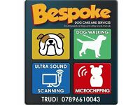 Bespoke Mobile pet ultrasound pregnancy scanning and Microchipping