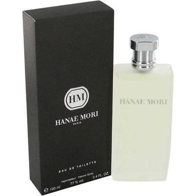 HANAE MORI for MEN Cologne 3.4 edt 3.3 HM New in Box