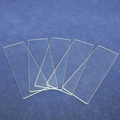 Blank Microscope Slides - Glass - Pack Of 216 Pcs - Bi590-0000-216