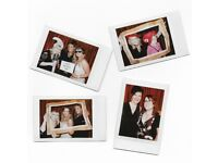 Digital and Polaroid Photo Booth & Props from £120, Wedding Photography, Birthday Photography