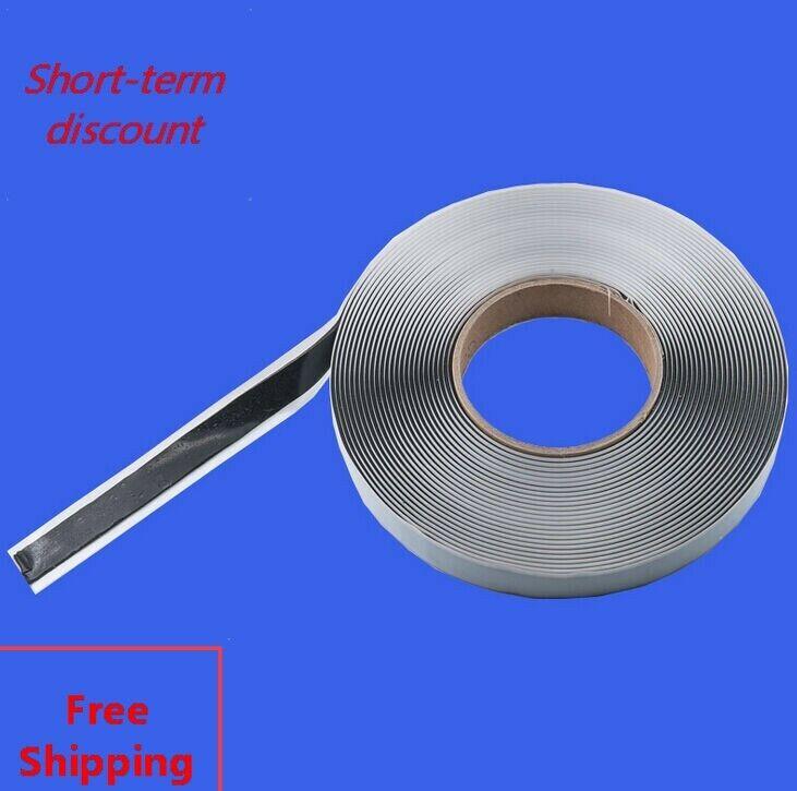 Vaccum Bagging Tacky Tape Vacuum Bag Sealant tape Seal black 15M/50ft 2*8mm
