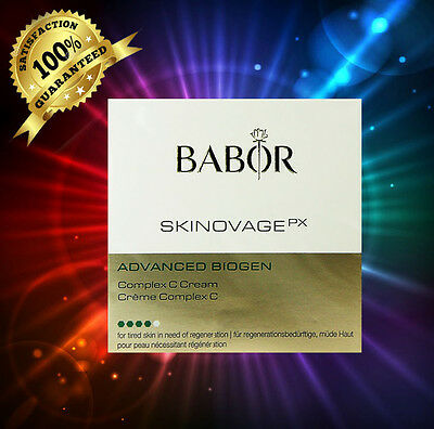 Babor Skinovage Advanced Biogen Complex C Cream 50Ml 1 75Oz  Sealed In Box