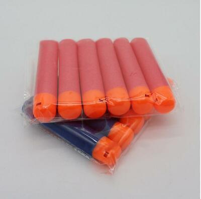 120PC Soft Refill Foam Bullet Darts For Elite Mega Centurion 9.5cm Kids Gift