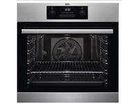 AEG Built-in electric single oven Brand new