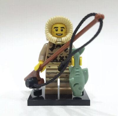 "LEGO Collectible Minifigure #8805 Series 5 ""ICE FISHERMAN"" Col068"
