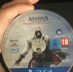 selling assassin creed ezio collection ps4 game 10$