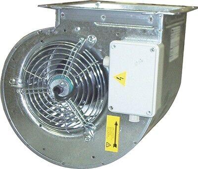 Lüfter Motor Radialventilator Ventilator VKD2000 2000m³/h für Dunstabzugshaube