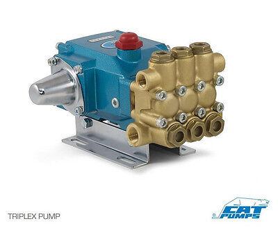 Pressure Washer Pump - Plumbed - Cat 3cp1140 - 3.6 Gpm - 2200 Psi - Vrt3-310ez