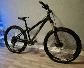 Specialized P Series All Mountain Custom Build