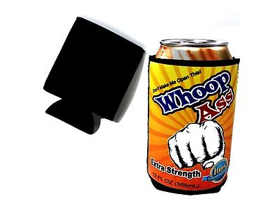 Can of Whoop Ass Funny Can  Coozy - Dont Make Me Open This!  Can of Whoop Ass