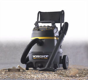 WORKSHOP Wet Dry Vac WS1400CA High Power Wet Dry Vacuum Cleaner, Cambridge Kitchener Area image 1